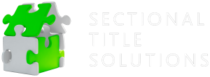 Sectional Title Solutions Logo white