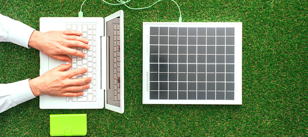 work from home with solar