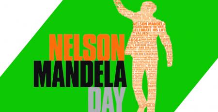 Giving back for Nelson Mandela Day 2021